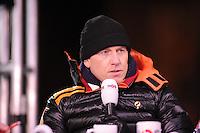 SCHAATSEN: BOEDAPEST: Essent ISU European Championships, 06-01-2012, Rintje Ritsma, ©foto Martin de Jong