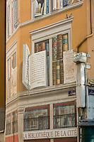 Europe/France/Rhône-Alpes/69/Rhône/Lyon:Mur peint rue de la Platiere