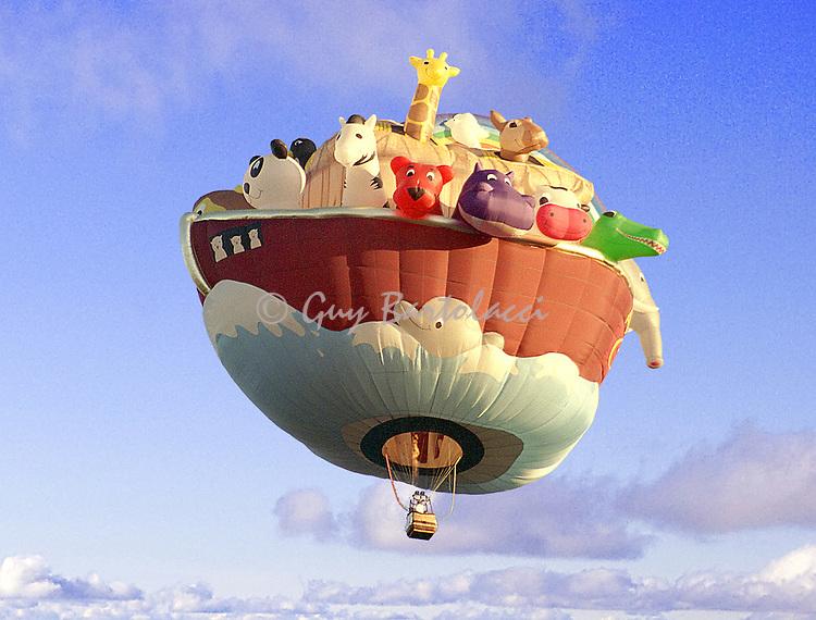 Noah's Ark Balloon