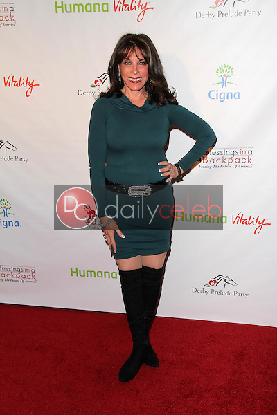 Kate Linder<br /> at the Los Angeles Derby Prelude Party, The London, West Hollywood, CA 01-12-12<br /> David Edwards/DailyCeleb.com 818-249-4998