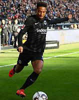 Jonathan de Guzman (Eintracht Frankfurt) - 17.02.2019: Eintracht Frankfurt vs. Borussia Mönchengladbach, Commerzbank Arena, 22. Spieltag Bundesliga, DISCLAIMER: DFL regulations prohibit any use of photographs as image sequences and/or quasi-video.