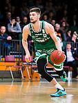 S&ouml;dert&auml;lje 2015-02-07 Basket Basketligan S&ouml;dert&auml;lje Kings - Bor&aring;s Basket :  <br /> S&ouml;dert&auml;lje Kings Darko Jukic i aktion under matchen mellan S&ouml;dert&auml;lje Kings och Bor&aring;s Basket <br /> (Foto: Kenta J&ouml;nsson) Nyckelord:  S&ouml;dert&auml;lje Kings SBBK T&auml;ljehallen Bor&aring;s Basket portr&auml;tt portrait