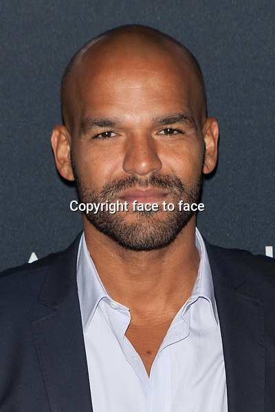 NEW YORK, NY - OCTOBER 24, 2013: Amaury Nolasco attends the Premiere Of Canon's Project Imaginat10n Film Festival at Alice Tully Hall on October 24, 2013 in New York City. <br />