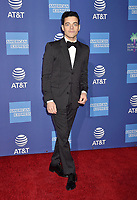 PALM SPRINGS, CA - JANUARY 03: Rami Malek attends the 30th Annual Palm Springs International Film Festival Film Awards Gala at Palm Springs Convention Center on January 3, 2019 in Palm Springs, California.<br /> CAP/ROT/TM<br /> ©TM/ROT/Capital Pictures