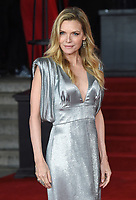 Michelle Pfeiffer<br /> at the &quot;Murder on the Orient Express&quot; premiere held at the Royal Albert Hall, London<br /> <br /> <br /> &copy;Ash Knotek  D3344  03/11/2017