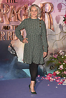 Sarah Cawood<br /> 'The Nutcracker and the Four Realms' European Film Premiere at Westfield, London, England  on November 01,  2018.<br /> CAP/PL<br /> &copy;Phil Loftus/Capital Pictures