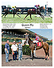 Queen Mo winning at Delaware Park on 8/16/06