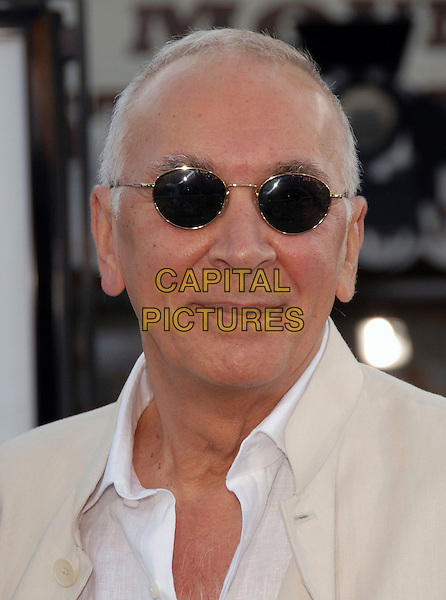 "FRANK LANGELLA.The Warner Brothers' World Premiere of ""Superman Returns"" held at The Mann Village Theatre in Westwood, California, USA..June 21st, 2006.Ref: DVS.headshot portrait sunglasses shades.www.capitalpictures.com.sales@capitalpictures.com.Supplied By Capital PIctures"