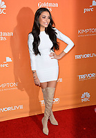 Madison Beer at the 2017 TrevorLIVE LA Gala at the beverly Hilton Hotel, Beverly Hills, USA 03 Dec. 2017<br /> Picture: Paul Smith/Featureflash/SilverHub 0208 004 5359 sales@silverhubmedia.com