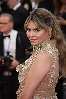Carly Steel at the premiere for &quot;The Meyerowitz Stories&quot; at the 70th Festival de Cannes, Cannes, France. 21 May  2017<br /> Picture: Paul Smith/Featureflash/SilverHub 0208 004 5359 sales@silverhubmedia.com