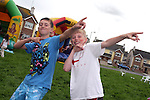 Dean Kelly and Nathan Cooney at the Annual Sports Day at the Commons, Duleek...Photo NEWSFILE/Jenny Matthews.(Photo credit should read Jenny Matthews/NEWSFILE)....This Picture has been sent you under the condtions enclosed by:.Newsfile Ltd..The Studio,.Millmount Abbey,.Drogheda,.Co Meath..Ireland..Tel: +353(0)41-9871240.Fax: +353(0)41-9871260.GSM: +353(0)86-2500958.email: pictures@newsfile.ie.www.newsfile.ie.FTP: 193.120.102.198.