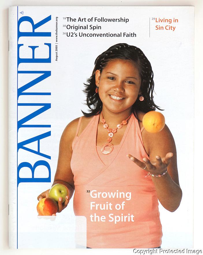 Banner Magazine Cover