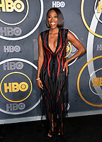 LOS ANGELES, USA. September 23, 2019: Yvonne Orgi at the HBO post-Emmy Party at the Pacific Design Centre.<br /> Picture: Paul Smith/Featureflash