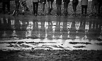 muddy course<br /> <br /> Noordzeecross - Middelkerke 2016