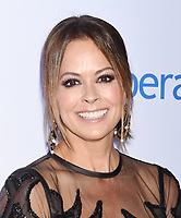 SANTA MONICA, CA - SEPTEMBER 09:  Actress-dancer Brooke Burke-Charvet attends Operation Smile's Annual Smile Gala at The Broad Stage on September 9, 2017 in Santa Monica, California.<br /> CAP/ROT<br /> &copy;ROT/Capital Pictures