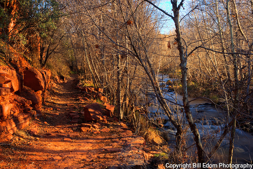 Red Rock Pathway