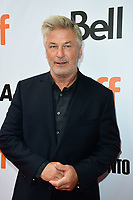 Alec Baldwin at the premiere of 'The Public' during the 2018 Toronto International Film Festival held on September 9, 2018 in Toronto, Canada. <br /> CAP/KNM<br /> &copy;IkonMediia/Capital Pictures
