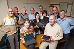 The Launch of an Internet Training course for farmer starting in a variety of locations around kerry  on Monday the 6th of October 2014 Pictured front l-r Michelle Ann Houlihan, Kerry Education and Training Board, Brendan Sullivan, Education Officer Teagasc.  Back left to right, Bernard Collins, Chair of North East Kerry Development, John Stack, Chair of Farm Families Support Group, John O'Sullivan, Tralee Mart, Tim McEllistrim, Listowel Livestock Mart, Ger Brosnan, North East Kerry Development, Mary Dillon, Rural Womens Group Chair, Edward Breen, ICMSA, David Trant, Teasgasc, John Dalton, North East Kerry Development Board Member and Farmers Market, Seamus O'Hara, North East Kerry Development.