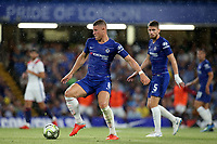 Ross Barkley of Chelsea in action during Chelsea vs Lyon, International Champions Cup Football at Stamford Bridge on 7th August 2018