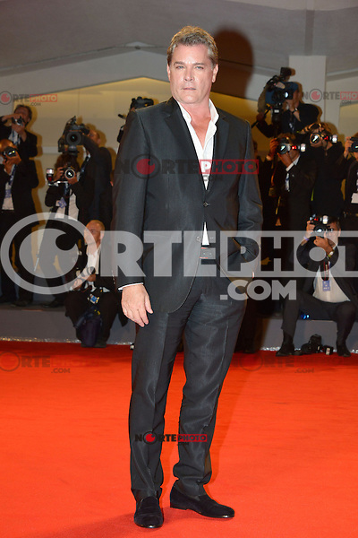VENICE, ITALY - AUGUST 30: Actor Ray Liotta attends 'The Iceman' Premiere during the 69th Venice International Film Festival at Palazzo del Casino on August 30, 2012 in Venice, Italy AFG / Mediapunchinc