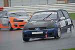 Paul Ivens/Adam Langeveld - Team Trackspeed UK Renault Clio