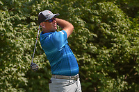 Stewart Cink (USA) watches his tee shot on 9 during 3rd round of the 100th PGA Championship at Bellerive Country Club, St. Louis, Missouri. 8/11/2018.<br /> Picture: Golffile | Ken Murray<br /> <br /> All photo usage must carry mandatory copyright credit (&copy; Golffile | Ken Murray)
