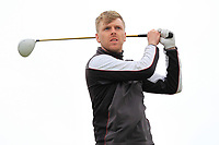 David Foy (Laytown & Bettystown) on the 16th tee during Round 2 of The East of Ireland Amateur Open Championship in Co. Louth Golf Club, Baltray on Sunday 2nd June 2019.<br /> <br /> Picture:  Thos Caffrey / www.golffile.ie<br /> <br /> All photos usage must carry mandatory copyright credit (© Golffile | Thos Caffrey)