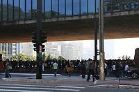 Sao Paulo (SP) 24/07/2019 - Fila enorme para visitar a última semana da exposição que apresenta obras de Tarsila do Amaral no MASP, nesta quarta-feira, 24. ( Foto Charles Sholl/Brazil Photo Press)