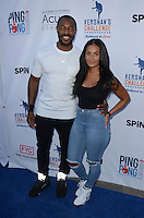 Tank<br /> at Clayton Kershaw's Ping Pong 4 Purpose Celebrity Tournament to Benefit Kershaw's Challenge, Dodger Stadium, Los Angeles, CA 08-11-16<br /> David Edwards/MediaPunch