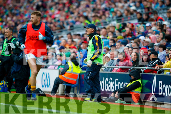 Dr Michael Finnerty Kerry at the All Ireland Semi Final in Croke Park on Sunday.