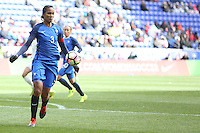 HARRISON, NJ, 04.03.2017 - FRANÇA-ALEMANHA - Wendie Renard jogadora da Franca durante partida contra a Alemanha valido pelo 2017 She Believes Cup na cidade de Harrison em New Jersey neste sábado, 4. (Foto: Vanessa Carvalho/Brazil Photo Press/Brazil Photo Press)