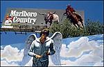 Warren Beatty/Marlboro, Sunset Strip, 1978