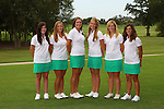 8/31/12 North Texas Women's Golf Media Day