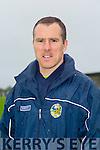 Ian Brick, Player at the Kilmoyley GAA  Media Night on Friday
