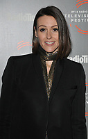 Suranne Jones at the &quot;Gentleman Jack&quot; BFI &amp; Radio Times Television Festival screening &amp; Q&amp;A, BFI Southbank, Belvedere Road, London, England, UK, on Sunday 14th April 2019.<br /> CAP/CAN<br /> &copy;CAN/Capital Pictures