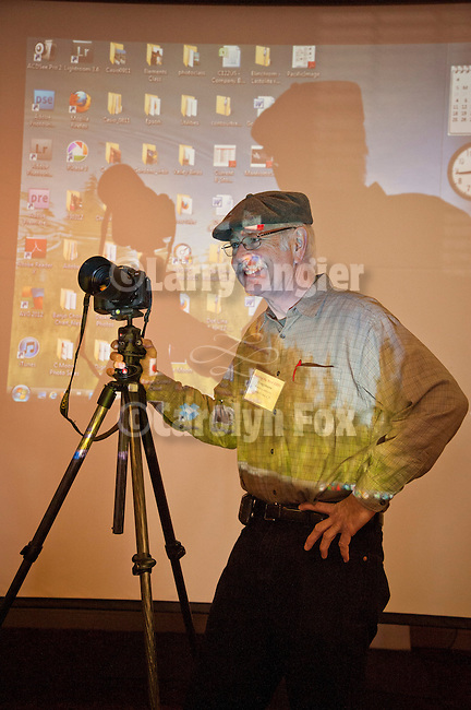 Craig Moore presents Understanding your Digital Camera at Shooting the West XXIV, WInnemucca, Nevada