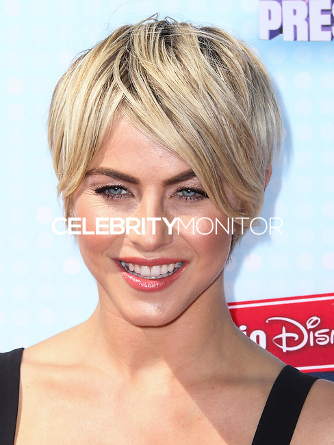 LOS ANGELES, CA, USA - APRIL 26: Julianne Hough at the 2014 Radio Disney Music Awards held at Nokia Theatre L.A. Live on April 26, 2014 in Los Angeles, California, United States. (Photo by Xavier Collin/Celebrity Monitor)