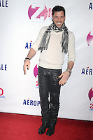 NEW YORK, NY - DECEMBER 07: Maksim Chmerkovskiy at Z100's Jingle Ball 2012, presented by Aeropostale, at Madison Square Garden on December 7, 2012 in New York City. NortePhoto