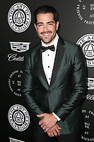 SANTA MONICA, CA - JANUARY 6: Jesse Metcalfe at Art of Elysium's 11th Annual HEAVEN Celebration at Barker Hangar in Santa Monica, California on January 6, 2018. <br /> CAP/MPI/FS<br /> &copy;FS/MPI/Capital Pictures