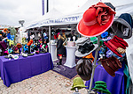 November 2, 2018: Christina Moore Millinery hats for sale on Breeders' Cup World Championship Friday at Churchill Downs on November 2, 2018 in Louisville, Kentucky. Scott Serio/Eclipse Sportswire/CSM