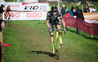 Sven Nys (BEL/Crelan-AAdrinks) <br /> <br /> Elite Men's race<br /> bpost bank trofee<br /> GP Mario De Clercq Ronse 2015