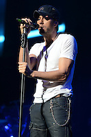 SUNRISE, FL - DECEMBER 08: Enrique Iglesias performs onstage during the Y100's Jingle Ball 2012 at the BB&T Center on December 8, 2012 in Miami.  Credit: mpi04/MediaPunch Inc. /NortePhoto