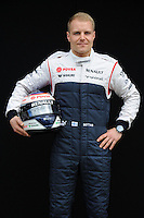 WILLIAMS RENAULT FINNISH DRIVER, VALTERRI BOTTAS. .Melbourne 16/03/2013 .Formula 1 Gp Australia.Foto Insidefoto.ITALY ONLY .Posato Ritratto Pilota