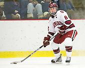Kathryn Farni (Harvard - 8) - The Harvard University Crimson defeated the Northeastern University Huskies 1-0 to win the 2010 Beanpot on Tuesday, February 9, 2010 at Bright Hockey Center in Cambridge, Massachusetts.