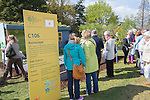 Welsh Water RHS Show 2014.<br /> Bute Park Cardiff.<br /> <br /> 11.04.14<br /> <br /> &copy;Steve Pope-FOTOWALES