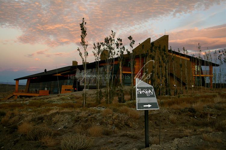 Design Suites Hotel Calafate, El Calafate,  Santa Cruz, Patagonia, Argentina | Feb 08