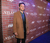 """LOS ANGELES - FEBRUARY 19: Noah Hawley arrives at the red carpet event for FX's """"Atlanta Robbin' Season"""" at the Ace Theatre on February 19, 2018 in Los Angeles, California.(Photo by Frank Micelotta/FX/PictureGroup)"""