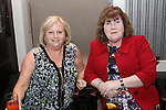 Mary Smith and Kathleen Carter in the Pheasant...(Photo credit should read Jenny Matthews/NEWSFILE)...