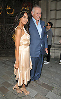 Jackie St Clair and Carl Michaelson at the Royal Academy of Arts Summer Exhibition 2018 VIP preview party, Royal Academy of Arts, Burlington House, Piccadilly, London, England, UK, on Wednesday 06 June 2018.<br /> CAP/CAN<br /> &copy;CAN/Capital Pictures