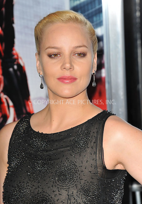 WWW.ACEPIXS.COM<br /> <br /> February 10 2014, New York City<br /> <br /> Abbie Cornish arriving at the Los Angeles premiere of 'Robocop' at TCL Chinese Theatre on February 10, 2014 in Hollywood, California<br /> <br /> By Line: Peter West/ACE Pictures<br /> <br /> <br /> ACE Pictures, Inc.<br /> tel: 646 769 0430<br /> Email: info@acepixs.com<br /> www.acepixs.com